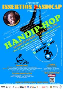 Affiche Handip-Hop1