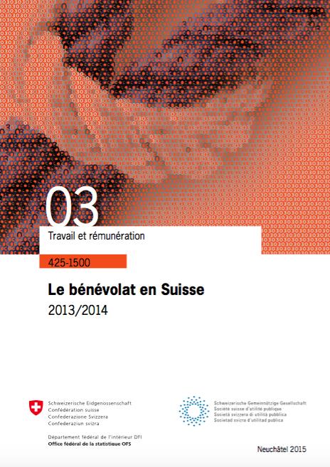Visuel bénévolat suisse