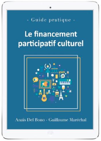 Visuel livre financement participatif culturel